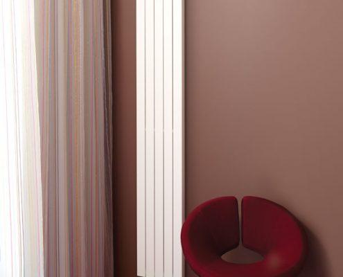 Grzejnik dekoracyjny Panel Plus pionowy
