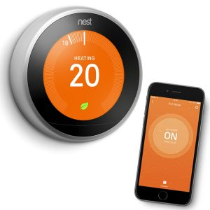 Inteligentny termostat NEST