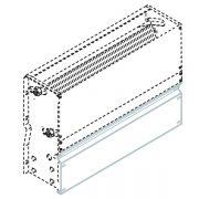 Osłona wentylatora - konieczna przy modelach do zabudowy