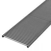 Kratka aluminiowa anodowana BNA