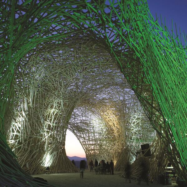 Uchronia - Burning Man