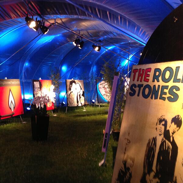 Jaga 50 lat -Rolling Stones