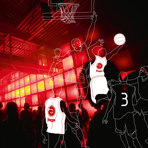 Grzejniki Jaga - koszykówka