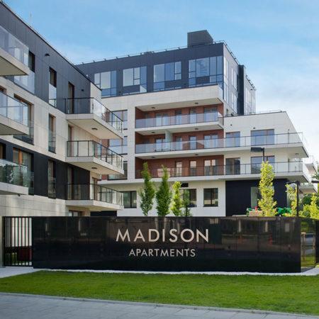 Grzejniki Jaga w Madison Apart