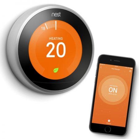 Inteligentny termostat NEST