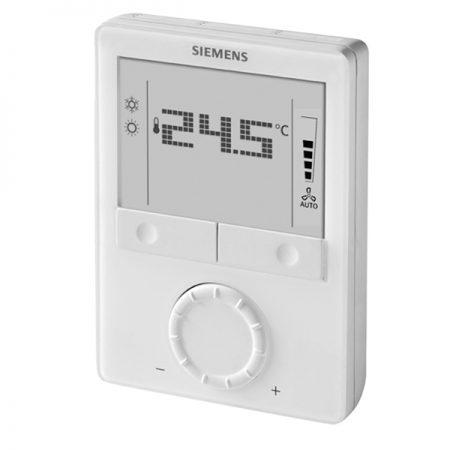 Termostat Siemens - programowanie tygodniowe