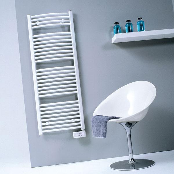 Grzejnik łazienkowy Sani Bow z grzałką