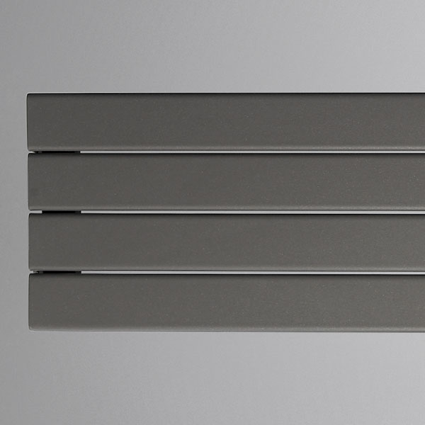 Grzejnik Panel Plus poziomy - kolor 001
