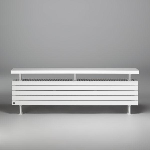 Grzejnik Panel Plus - stojący z ławką