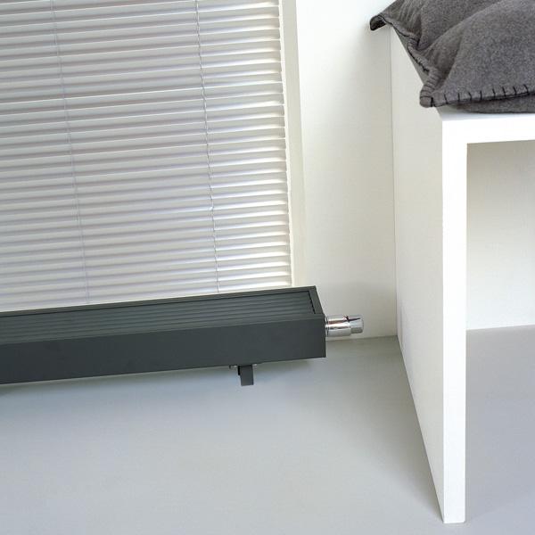 Grzejnik Mini - wysokość 8 cm