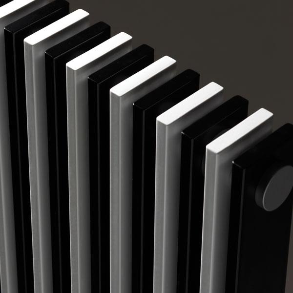 Grzejnik Twine Piano - detal