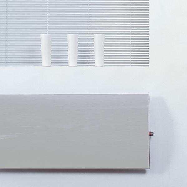 Grzejnik Geo - model poziomy - biały