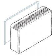 Tylny panel - w przypadku montażu jako model stojący