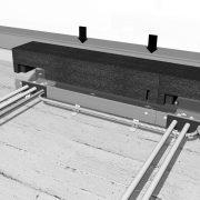 Micro Canal - blok wypełniający (dostarczany z grzejnikiem)