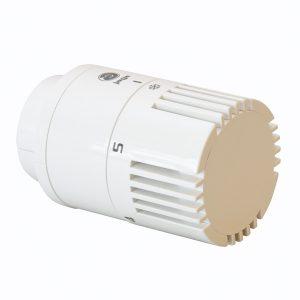 Głowica termostatyczna Jaga - biała