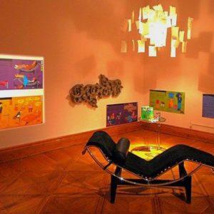 Grzejnik Jaga na wystawie w Szczecinie