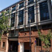 Budynek Hoża 55