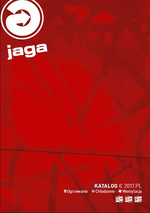 Katalog grzejników Jaga 2017