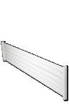 Grzejniki dekoracyjne, poziome - Deco Panel